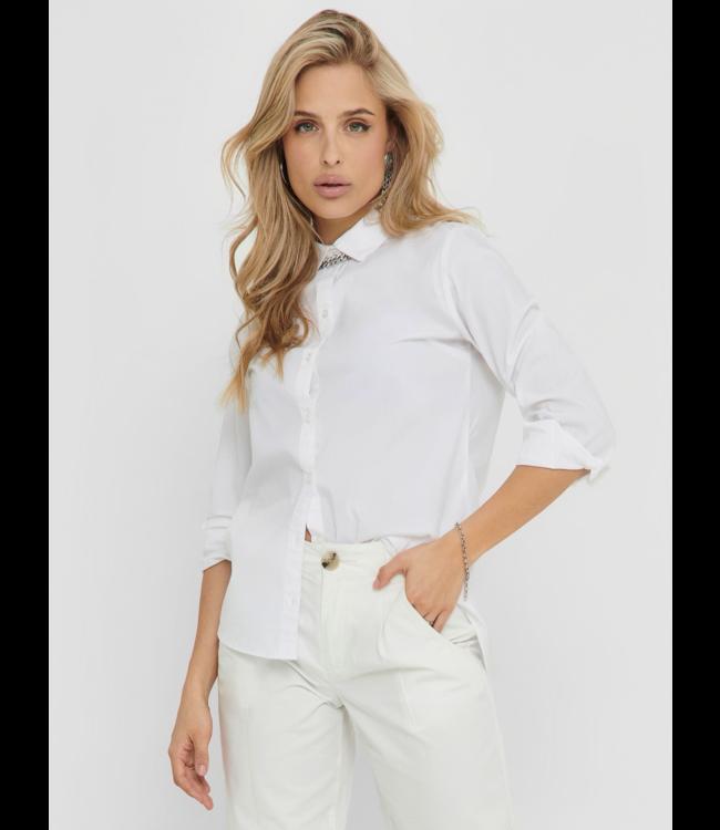 JDYMIO Shirt NOOS - White