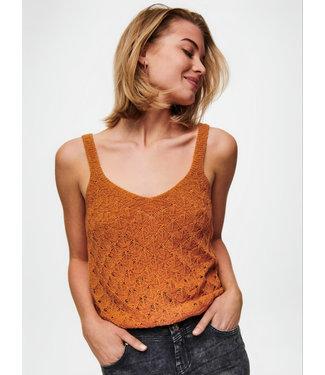 JACQUELINE de YONG JDYDESHA Knit Top - Topaz