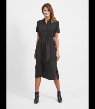 Object OBJTILDA Isabella Dress NOOS - Black