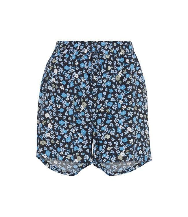 BYMMJOELLA Shorts - Brunnera Blue Mix