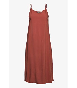 b.young BYMMJOELLA Slip Dress - Etruscan Red