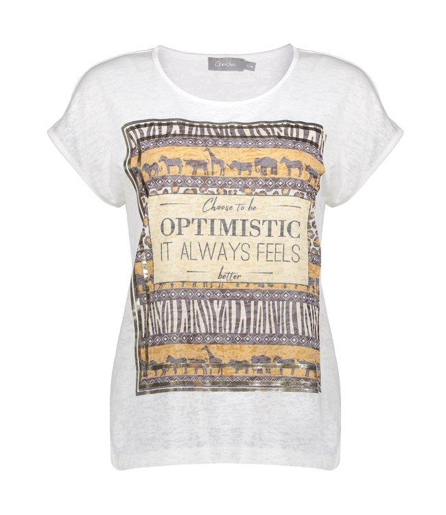 T-shirt 12042 - White