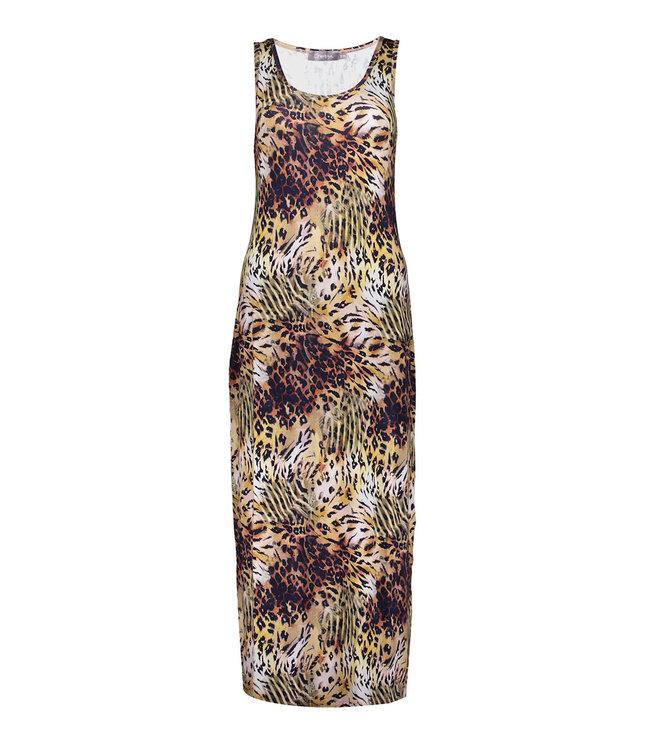 Dress 17184 - Multi Animal