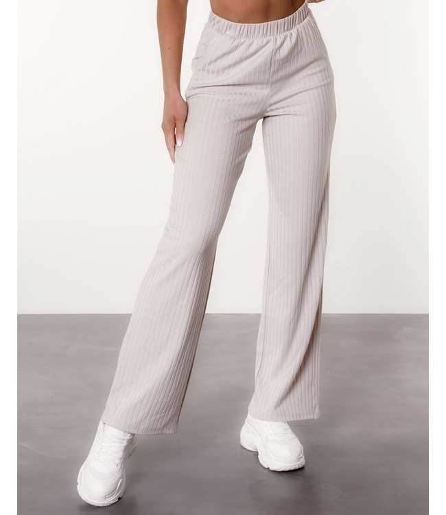 JDYALETTE Wide Lounge Pant - Chateau Gray