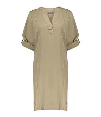 Geisha Dress 17004 - Dark Sand
