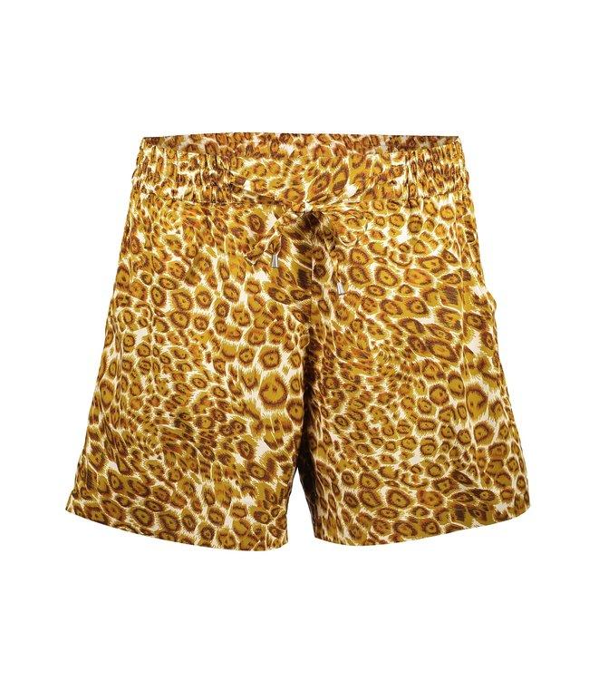 Shorts 11072 - Tabaco/Ecru Combi