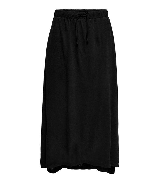 JDYDALIDA Life Frosty Long Skirt - Black