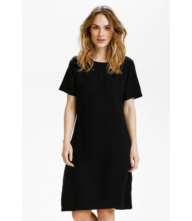 KALiny Dress - Black Deep