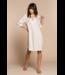 Geisha Dress 17114 - Sand/Gold Combi