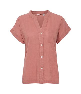 b.young BYHENRI SS Shirt - Canyon Rose