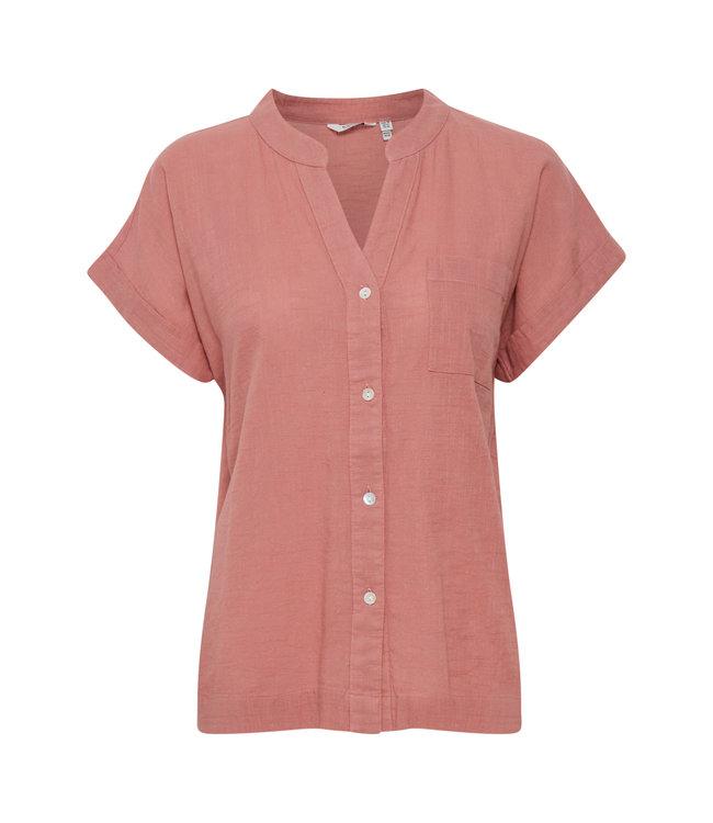 BYHENRI SS Shirt - Canyon Rose