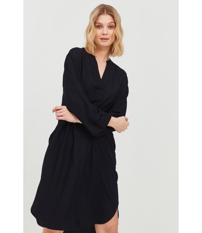 BYGAZEL Caftan Shirt - Black