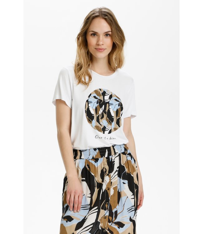 KAkisa T-shirt Optical white