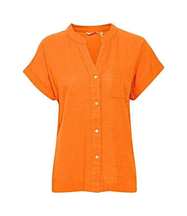 BYHENRI SS Shirt - Nectarine