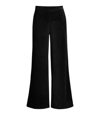 Object OBJELVA Wide Pant - Black
