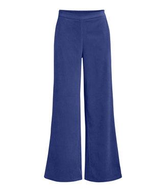 Object OBJELVA Wide Pant - Mazarine Blue