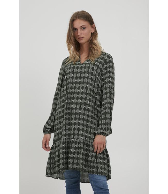 BYJOSA Dress - Seagrass Mix