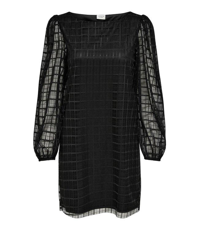 JDYFLONIA L/S Dress - Black