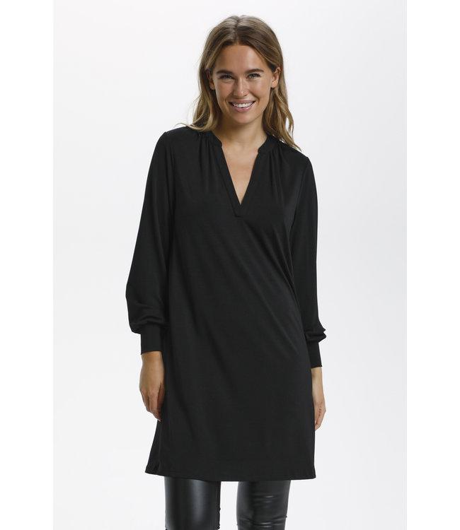 KAmalli Jersey Dress - Black
