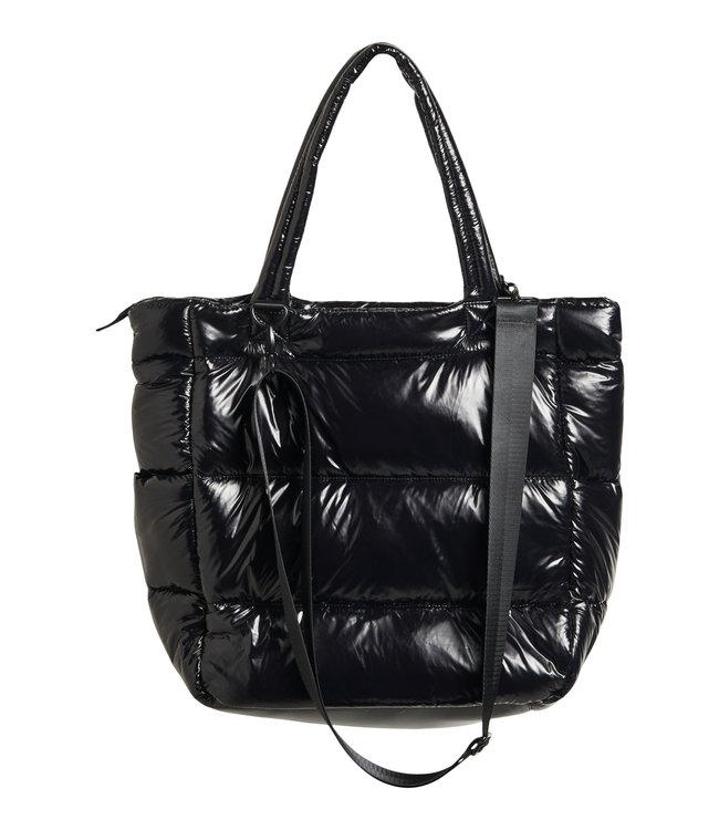 OBJTHINDA Nylon Shopper 116 - Black