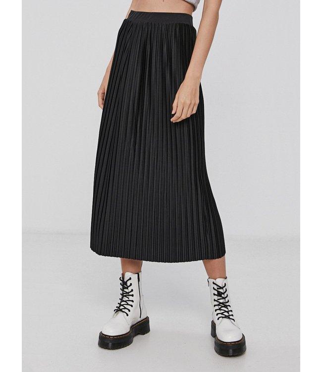 JDYEVA Plisse Skirt JRS - Black