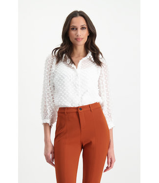 Lofty Manner Bowie Blouse - Off White