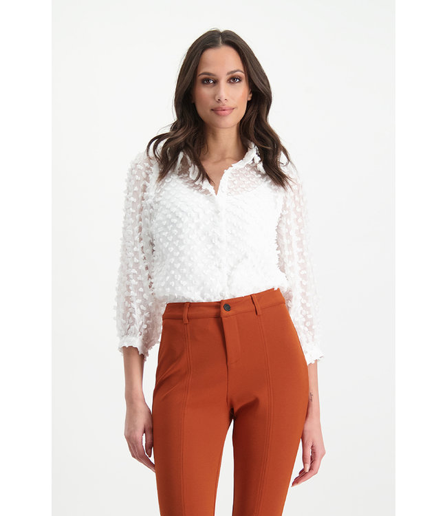 Bowie Blouse - Off White