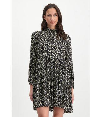Lofty Manner Lucia Dress - Black white