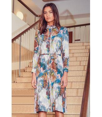 ICHI IHBIRON Dress 2 - Multi Color