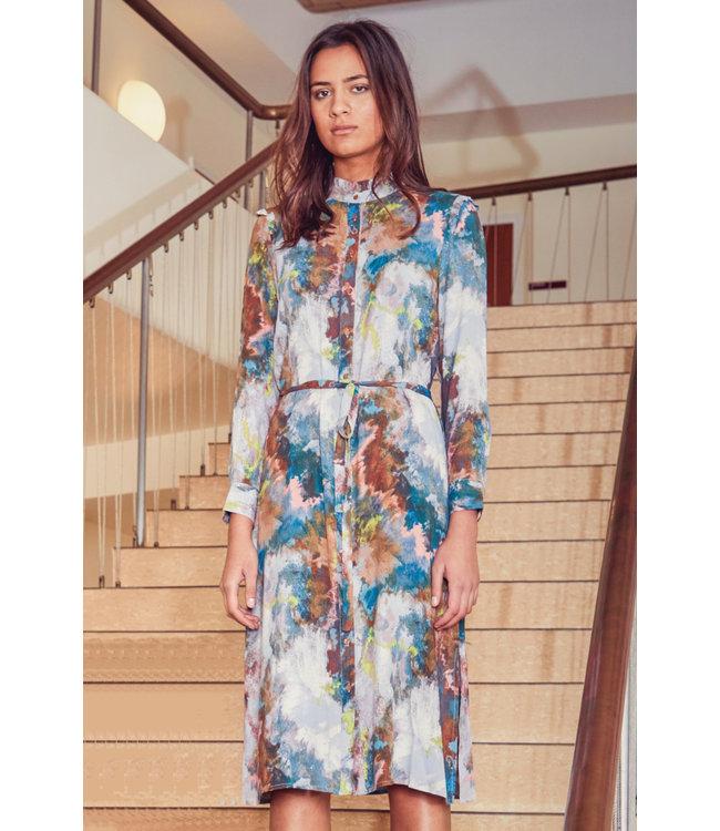 IHBIRON Dress 2 - Multi Color