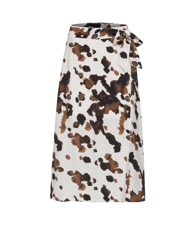 IHCONATA Skirt - Crystal Gray
