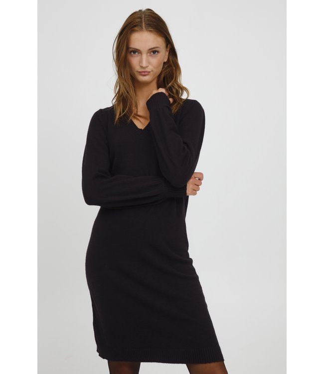 BYMILO V Dress - Black