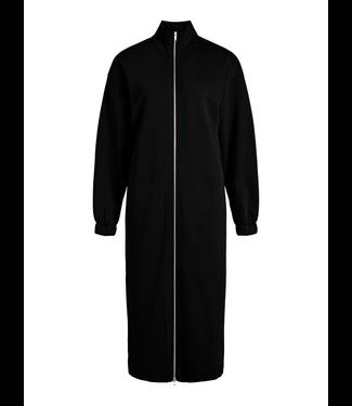 Object OBJLULU Long Dress - Black
