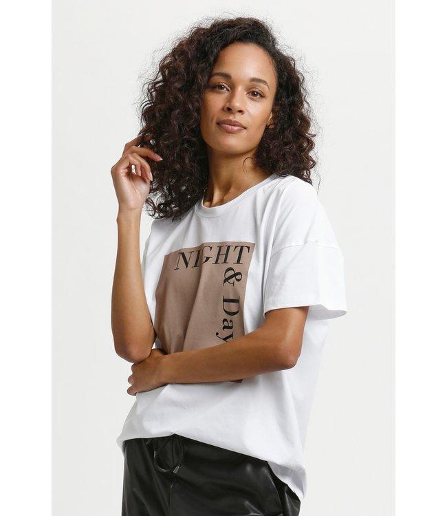 KAlera t-shirt - Optical White