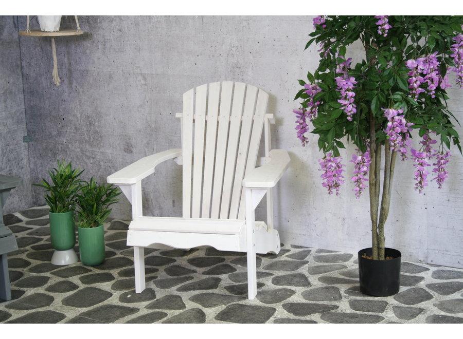 SenS-line Adirondack tuinstoel- Wit