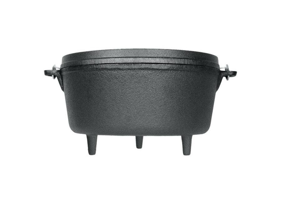 EL fuego Dutch Oven Pan gietijzer 4,26L