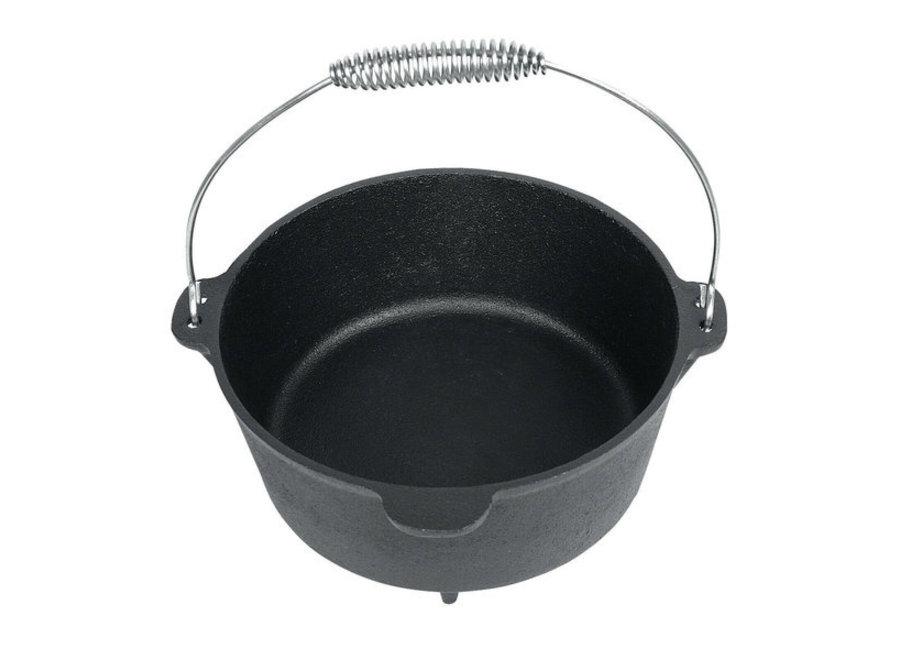 EL Fuego Dutch Oven Pan gietijzer - 15,04L