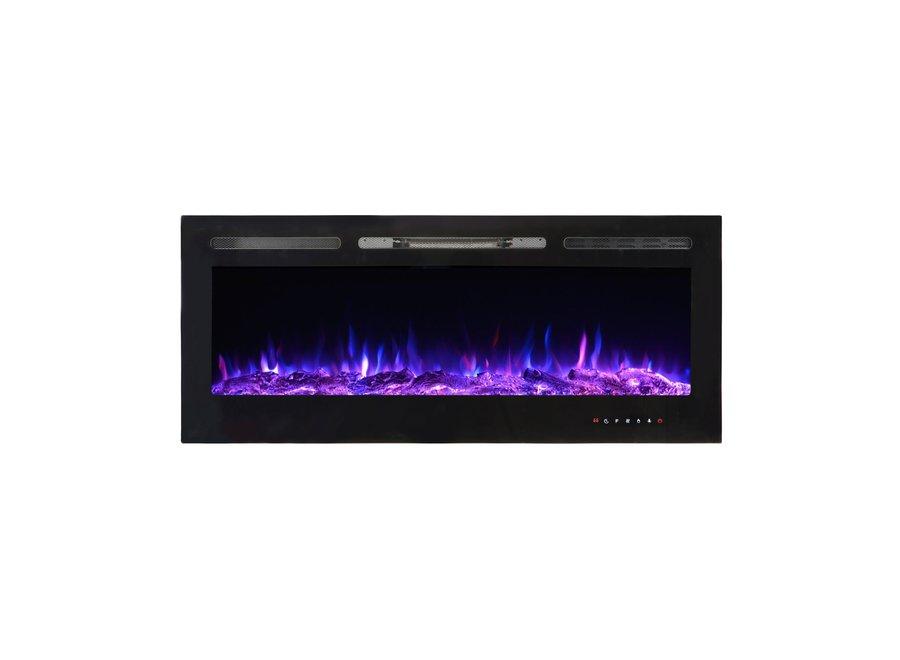 "EL Fuego elektrische inbouwhaard ""Cervinia""  152,5cm"