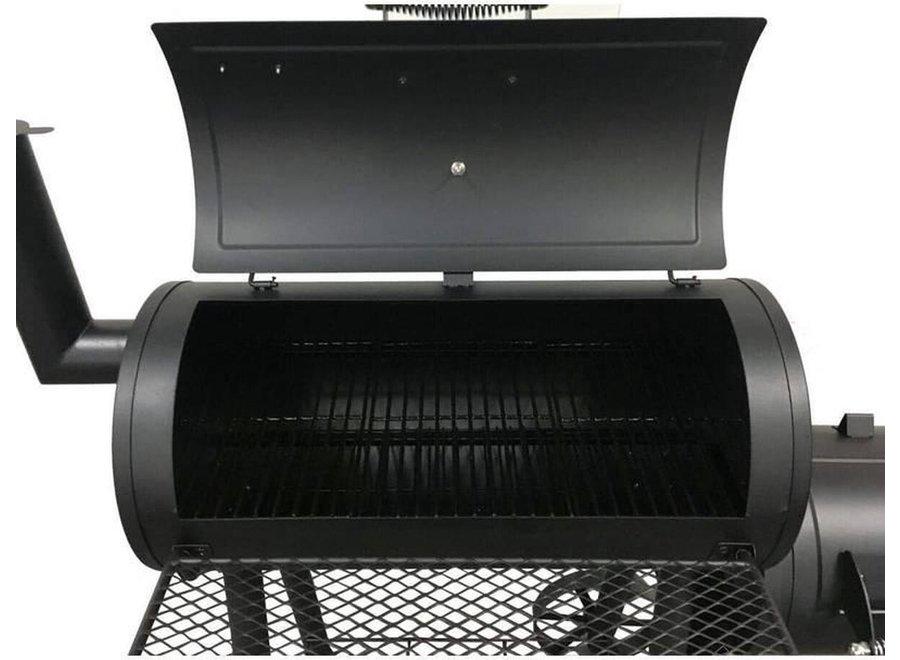 """Houtskool barbecue /Smoker """"Edmonton"""""""