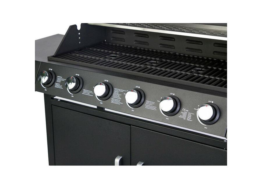 "Gasbarbecue ""San Angelo"" 6.1"