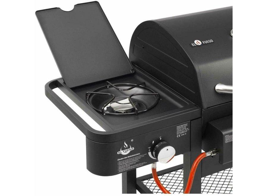 "Combi grill/barbecue ""Sierra"""