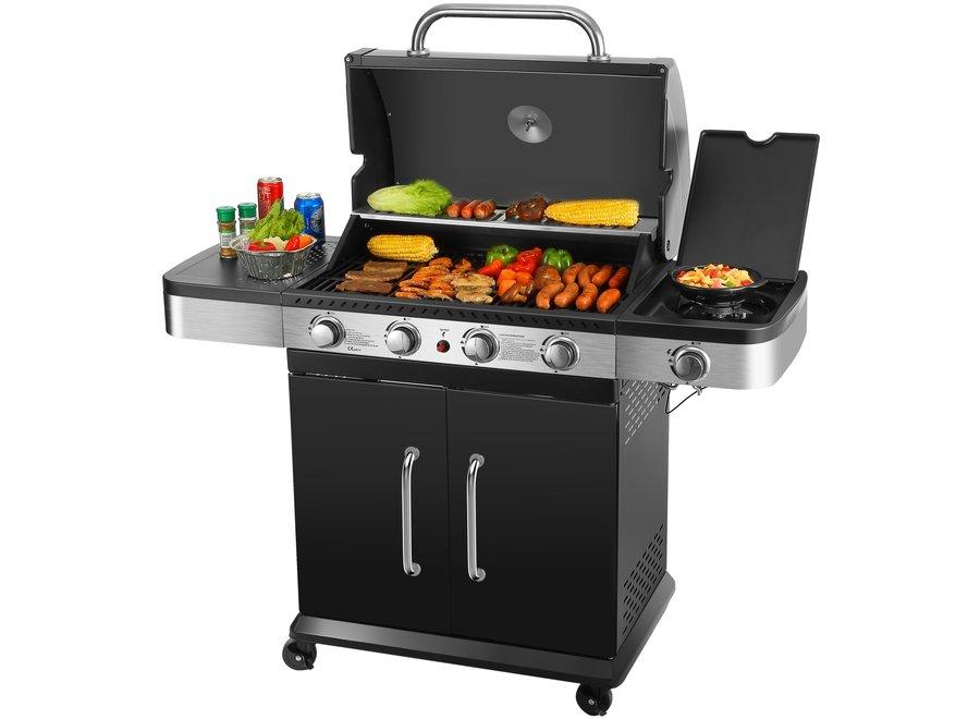 Gasbarbecue Burlington 4.1