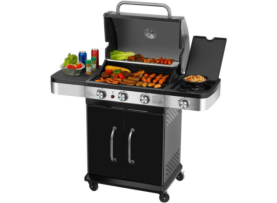 Gasbarbecue Brooline 3.1
