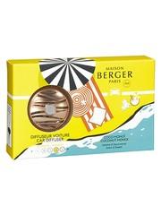 Maison Berger Paris Maison Berger Auto Parfum Diffuser Coco Monoï