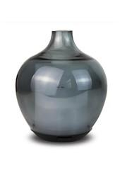 Home Society Home Society Glass Diffuser Vase Grijs