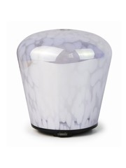 Home Society Home Society Glass Diffuser Mushroom White Dots