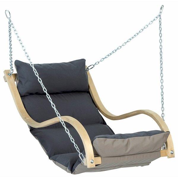 Amazonas Amazonas Hangstoel Fat Chair Antraciet