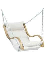 Amazonas Amazonas Hangstoel Fat Chair Creme