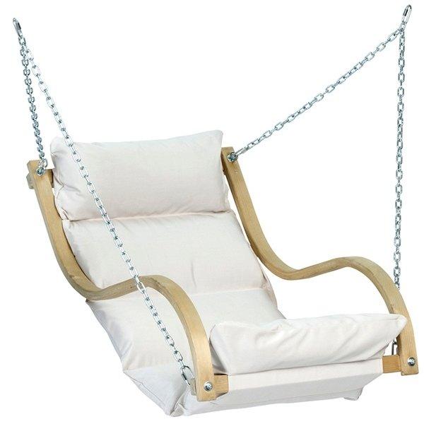 Amazonas Amazonas Hangstoel Fat Chair Creme