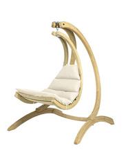Amazonas Amazonas Hangstoel Swing Chair Creme